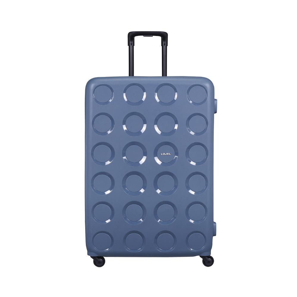 LOJEL|VITA PP防盜拉鍊箱 32吋行李箱(鋼藍色)