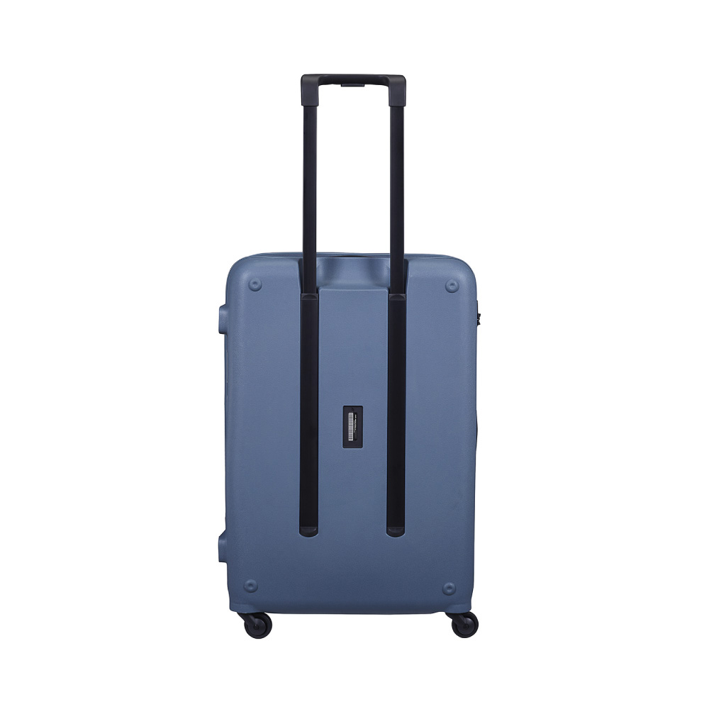 LOJEL VITA PP防盜拉鍊箱 32吋行李箱(鋼藍色)