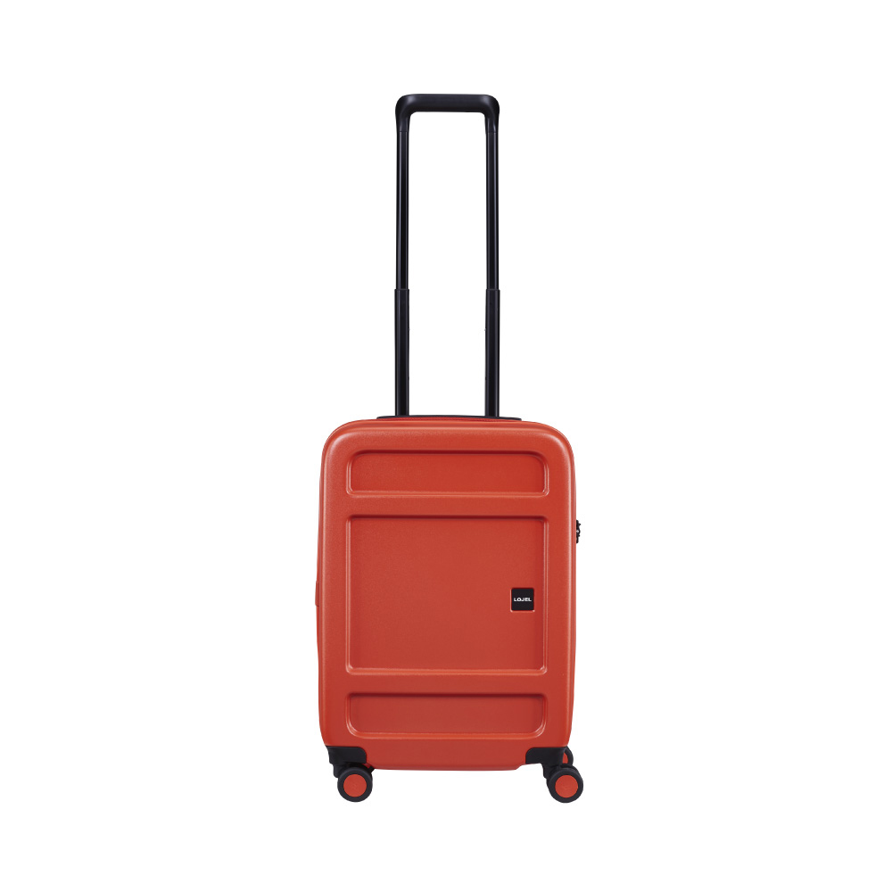 LOJEL|JUNA 防盜拉鍊 21吋登機箱 (日出紅色)