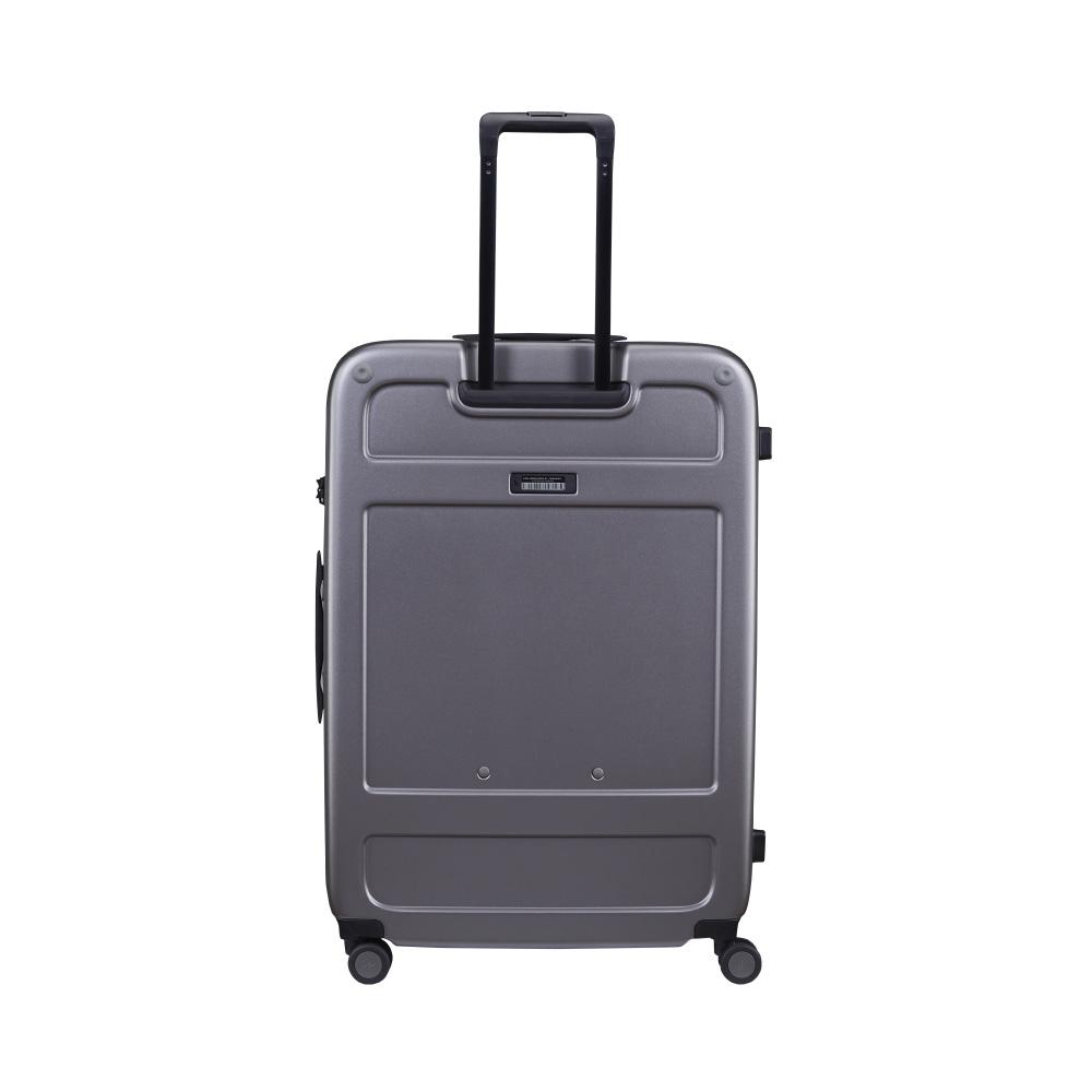 LOJEL|JUNA 防盜拉鍊 27吋行李箱 (鐵灰色)