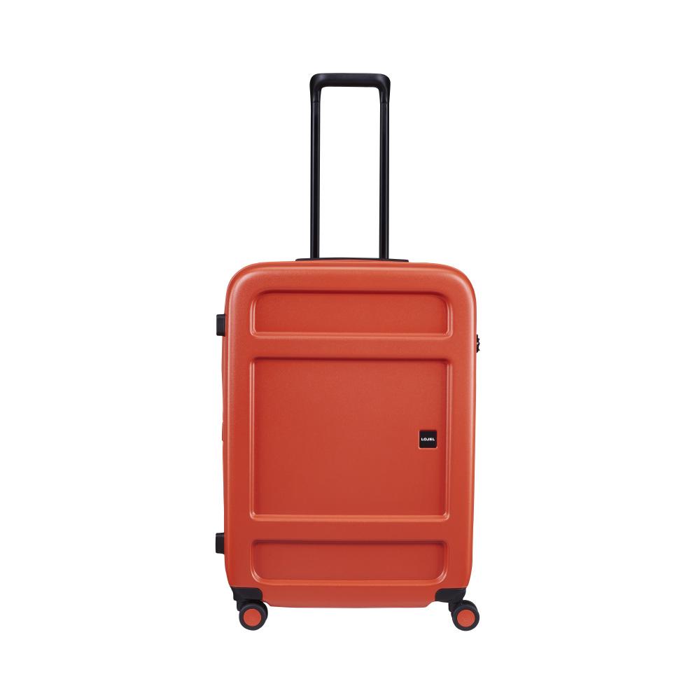 LOJEL JUNA 防盜拉鍊 27吋行李箱 (日出紅色)