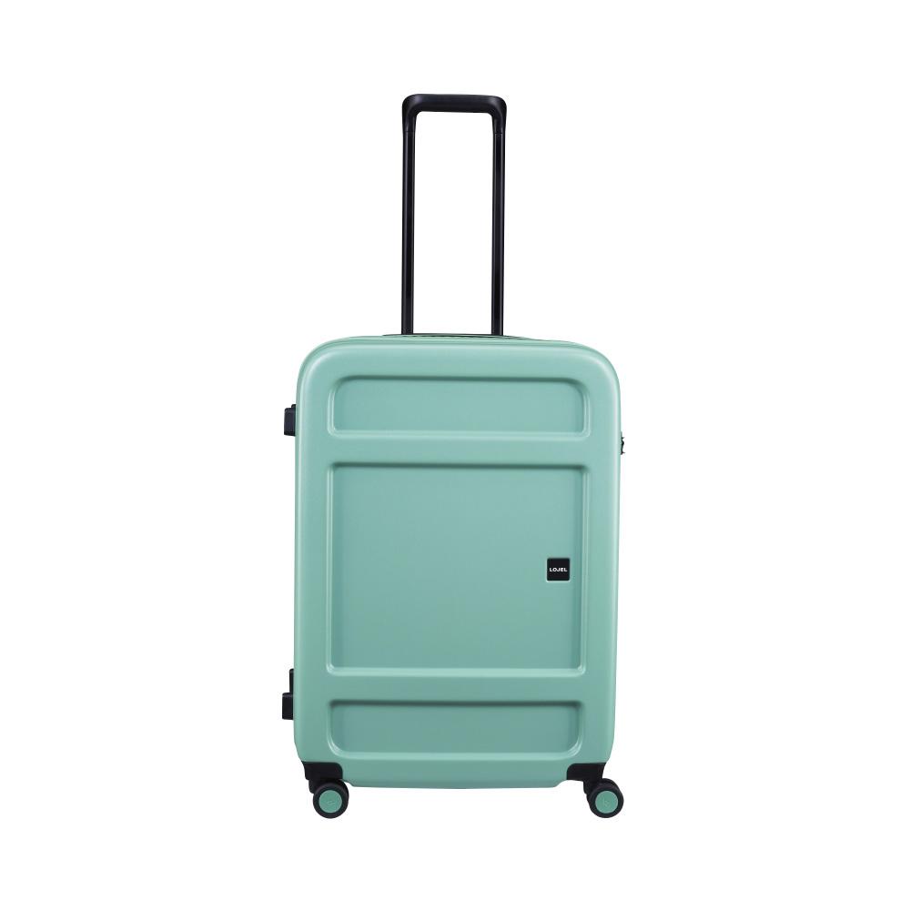 LOJEL|JUNA 防盜拉鍊 27吋行李箱 (草綠色)