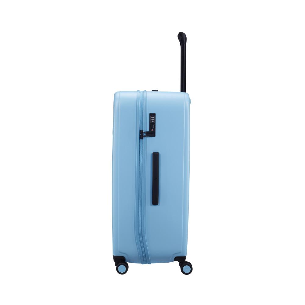 LOJEL|JUNA 防盜拉鍊 31吋行李箱 (粉藍色)