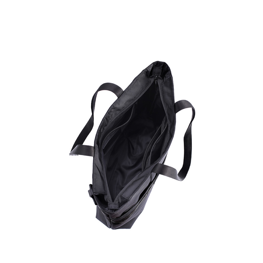 LOJEL|RUBO2 肩背托特公事包/輕旅行包 (低調灰 )