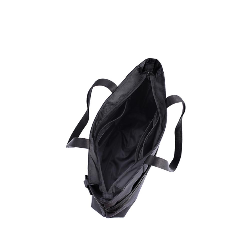 LOJEL|URBO2 肩背托特公事包/輕旅行包 (低調灰 )
