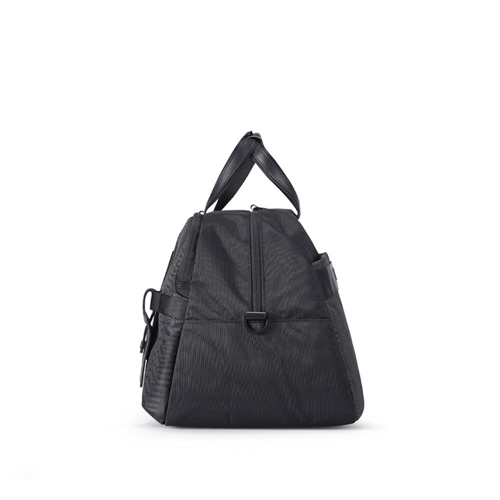 LOJEL|URBO2 肩背/手提 底層鞋子收納 多功能旅行袋 (低調灰)