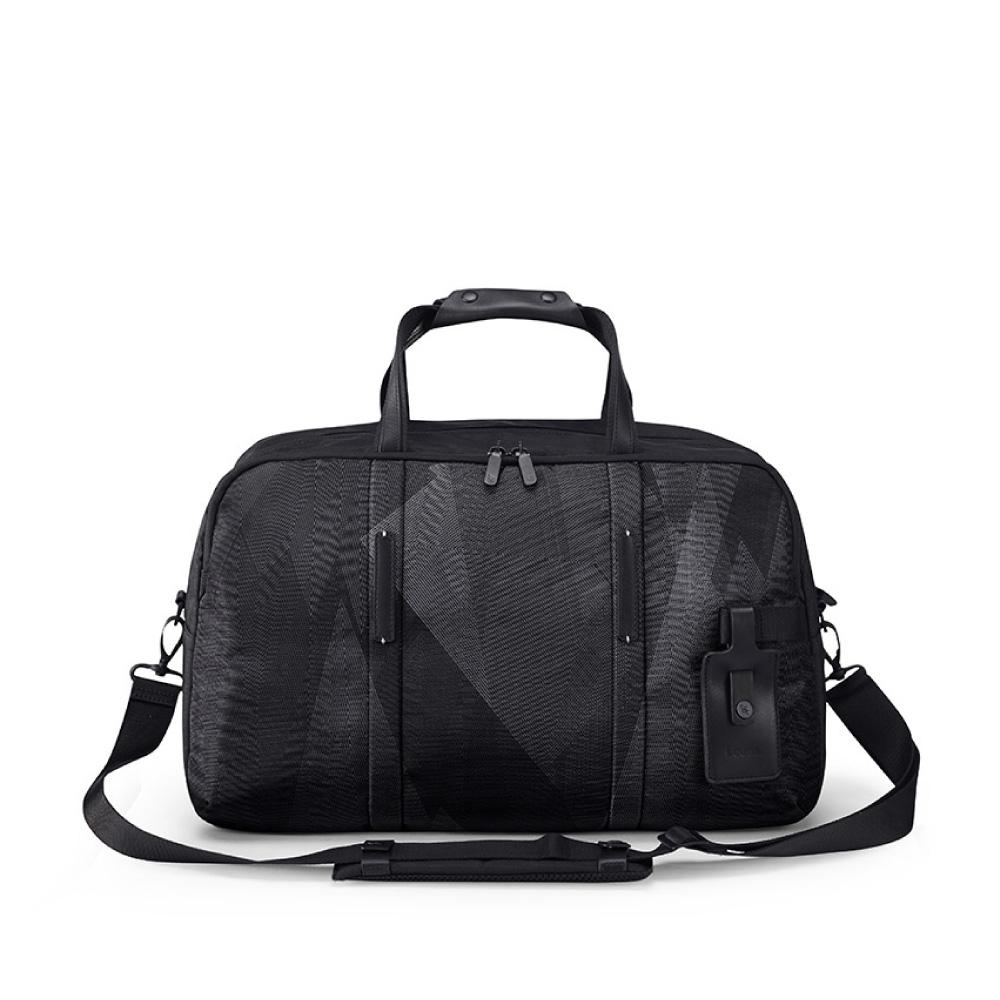 LOJEL URBO2 肩背/手提 底層鞋子收納 多功能旅行袋 (低調灰)