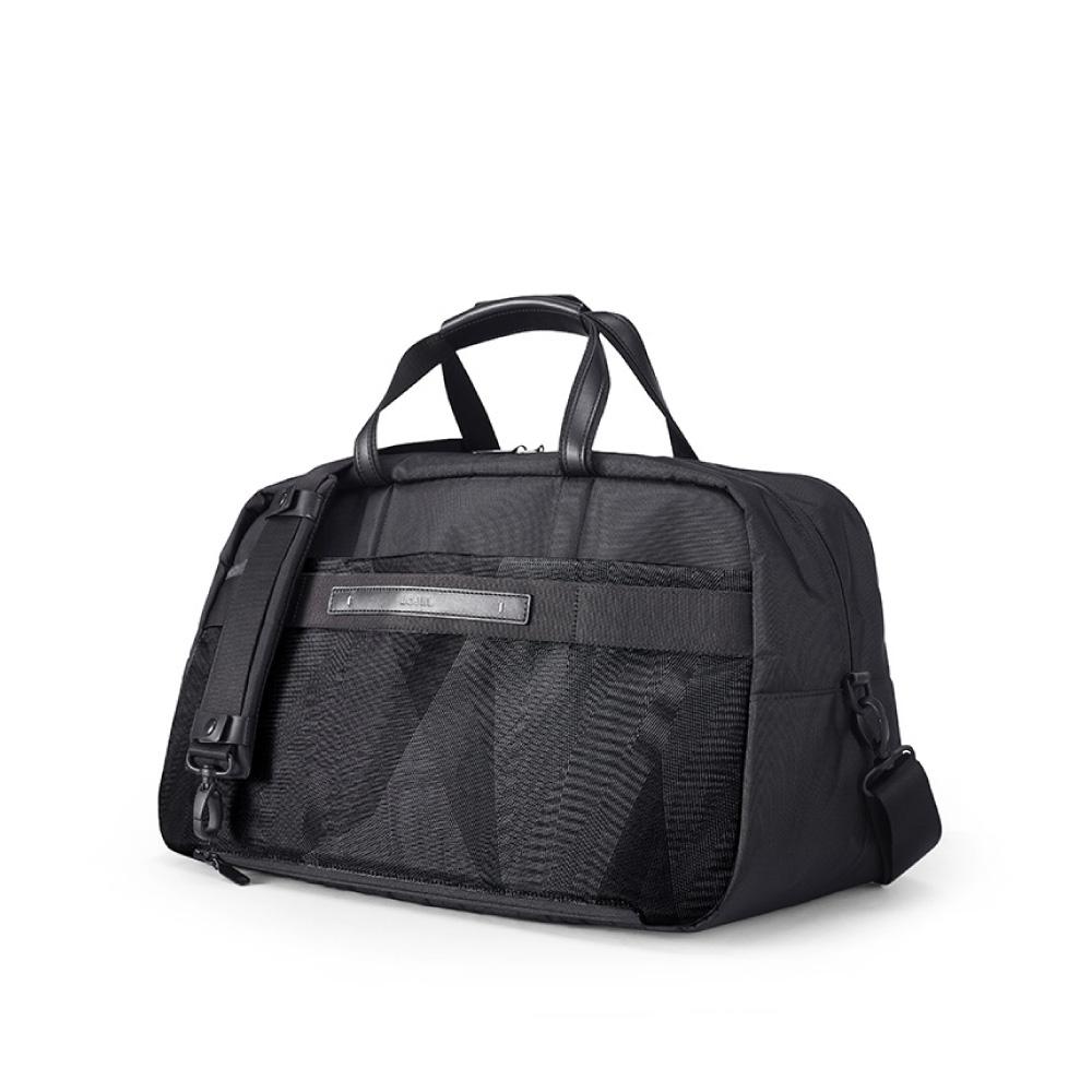 LOJEL|RUBO2 肩背/手提 底層鞋子收納 多功能旅行袋 (低調灰)