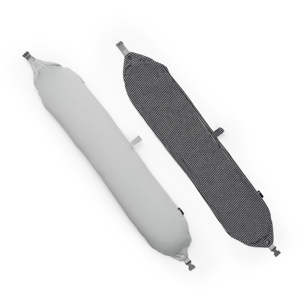 LOJEL Comfort Pillow 舒適頸枕 (淺灰色)