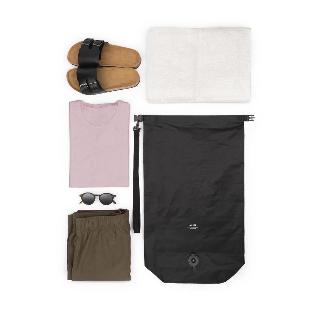LOJEL Dry Bag 防水袋(黑色)