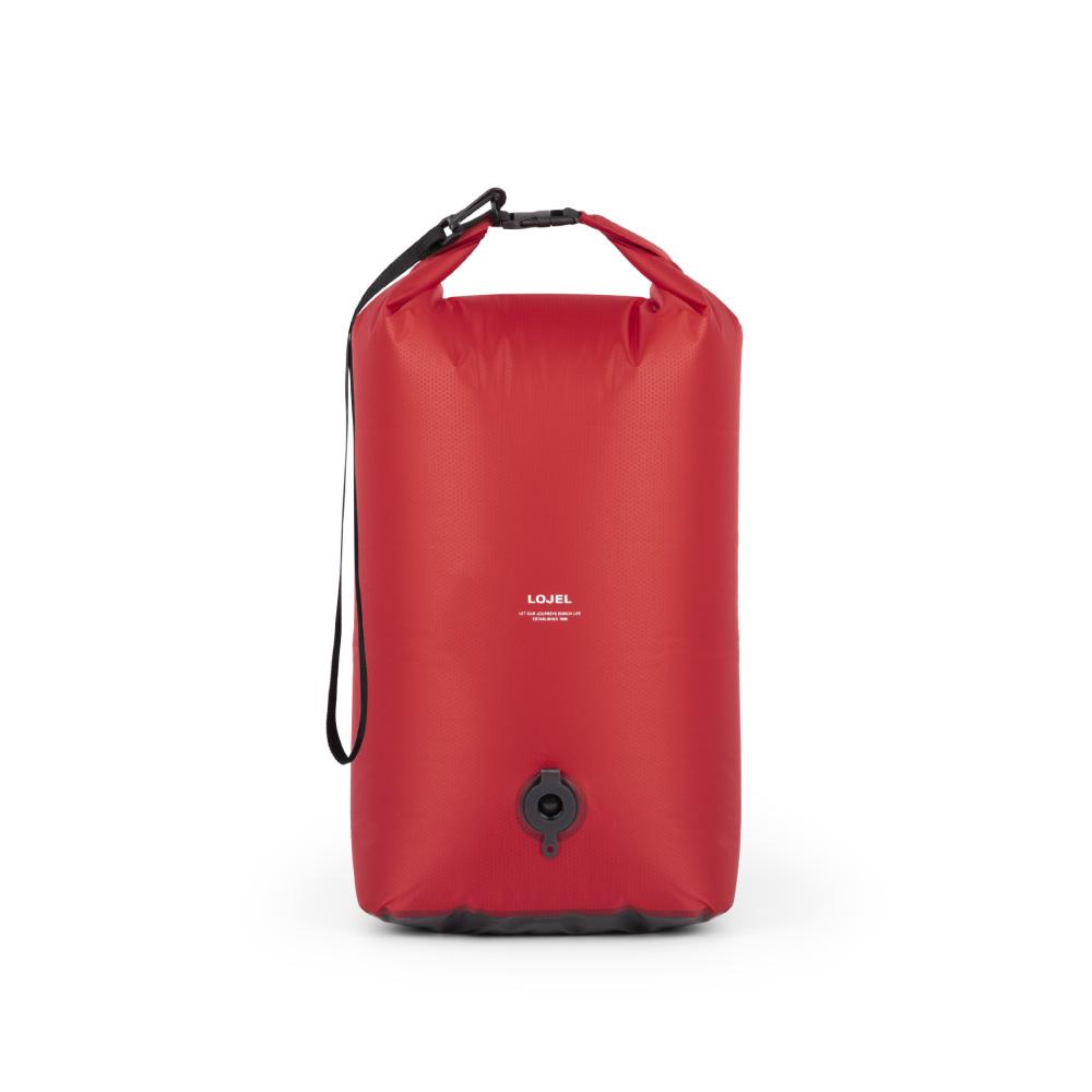 LOJEL|Dry Bag 防水袋(紅色)