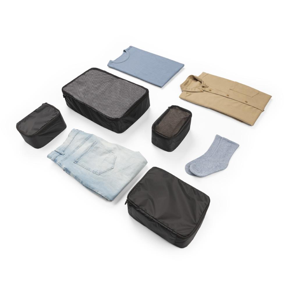 LOJEL|Packing Kit 收納袋(4件組)