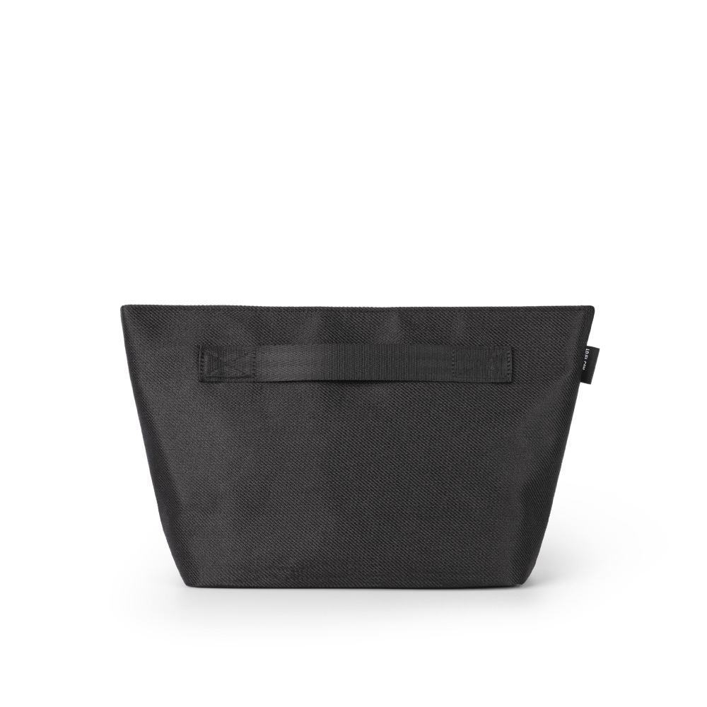 LOJEL|Toiletry Case 軟殼盥洗包(黑色)
