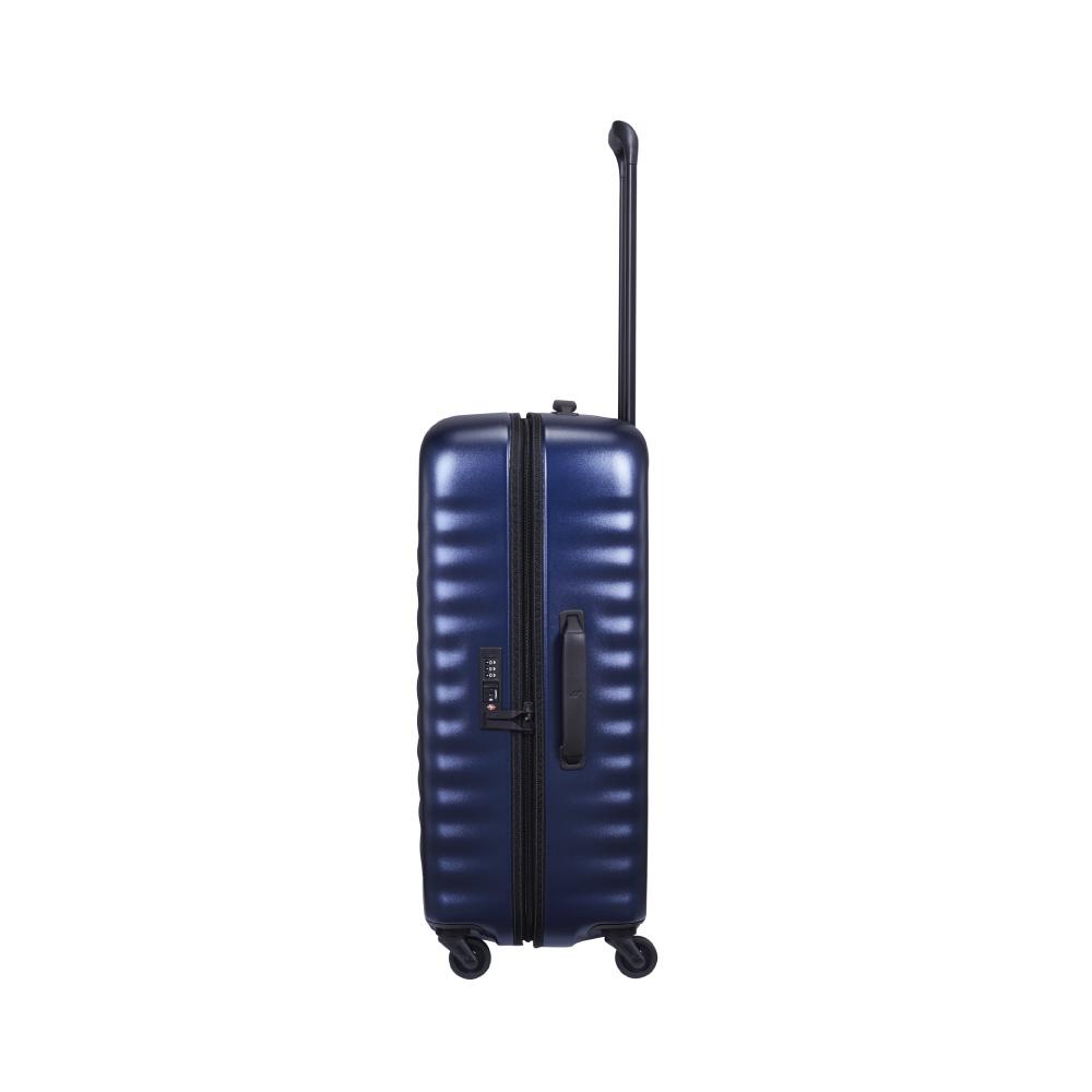 LOJEL|ALTO 夜光管條 雙齒防盜拉鍊 行李箱  27吋(藍色)