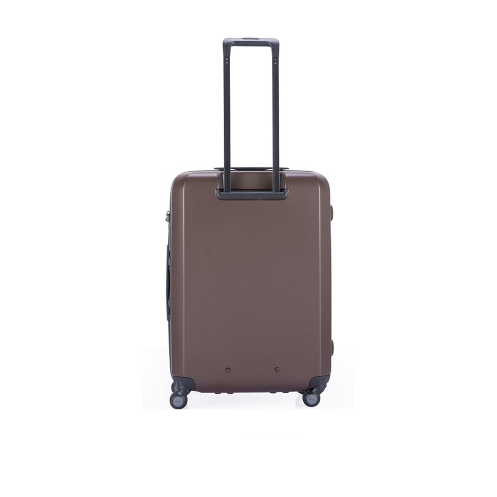 LOJEL 27吋 RANDO 防盜雙尺拉鍊 行李箱- 巧克力