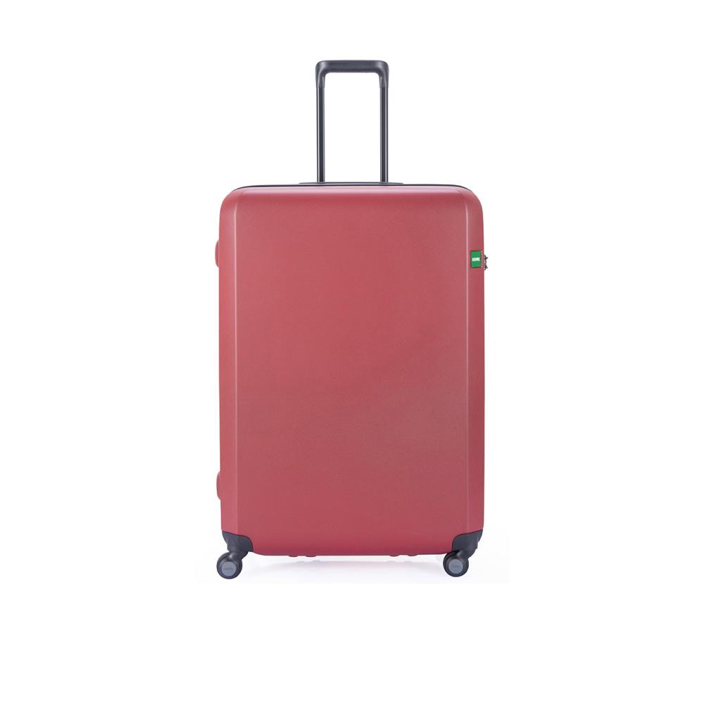 LOJEL|30吋 RANDO 防盜雙尺拉鍊 行李箱- 磚紅色