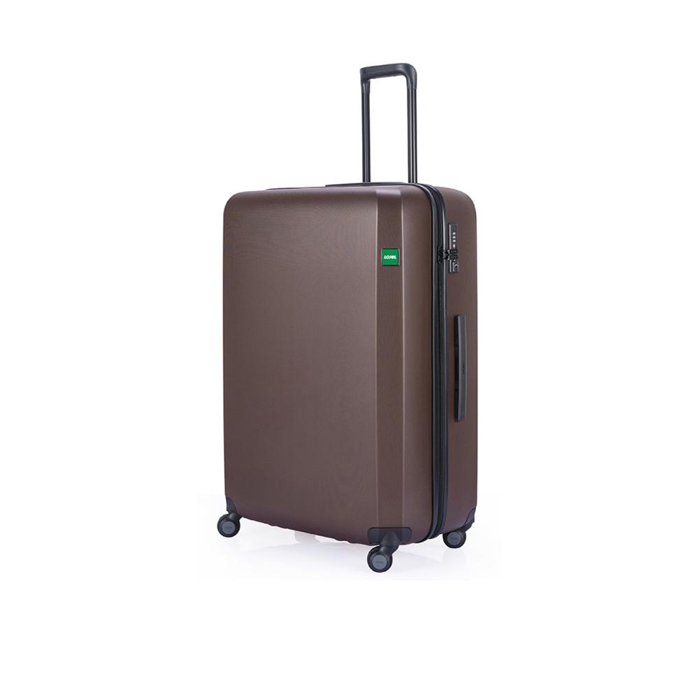 LOJEL|30吋 RANDO 防盜雙尺拉鍊 行李箱- 巧克力