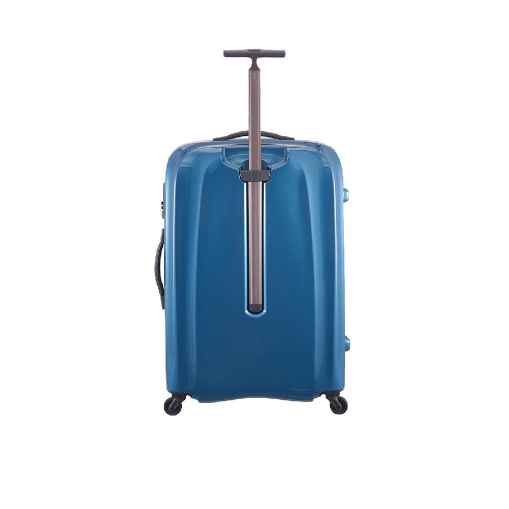 LOJEL|30吋 LUMO 超輕量 防盜雙尺拉鍊 行李箱- 靛藍色