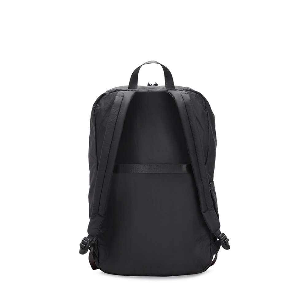 LOJEL|Slash/日常/旅行摺疊後背包(黑色)
