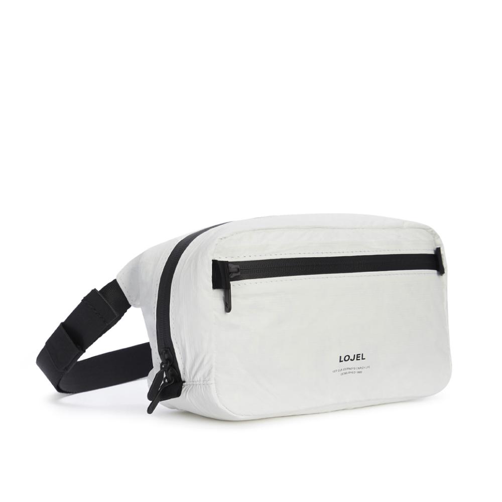 LOJEL|Slash/腰包/肩背包(白色)