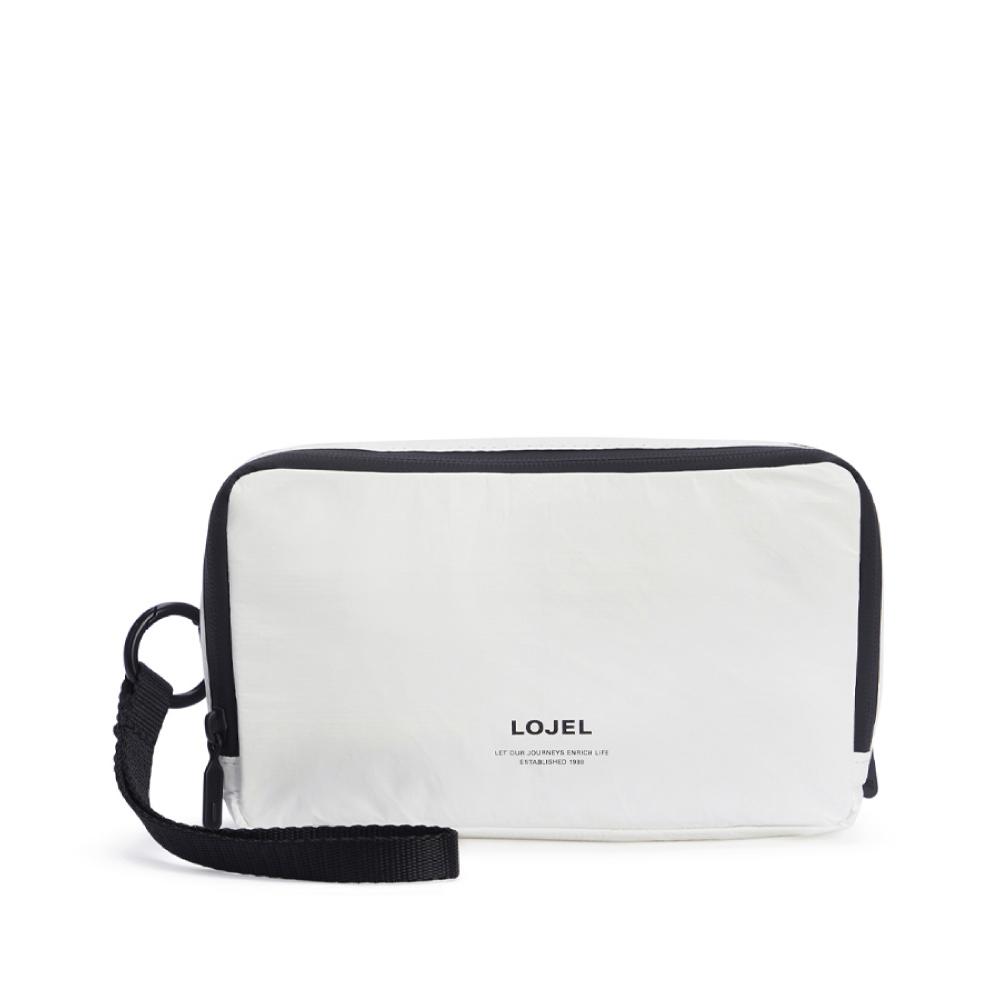 LOJEL|Slash/隨身包/盥洗包(白色)