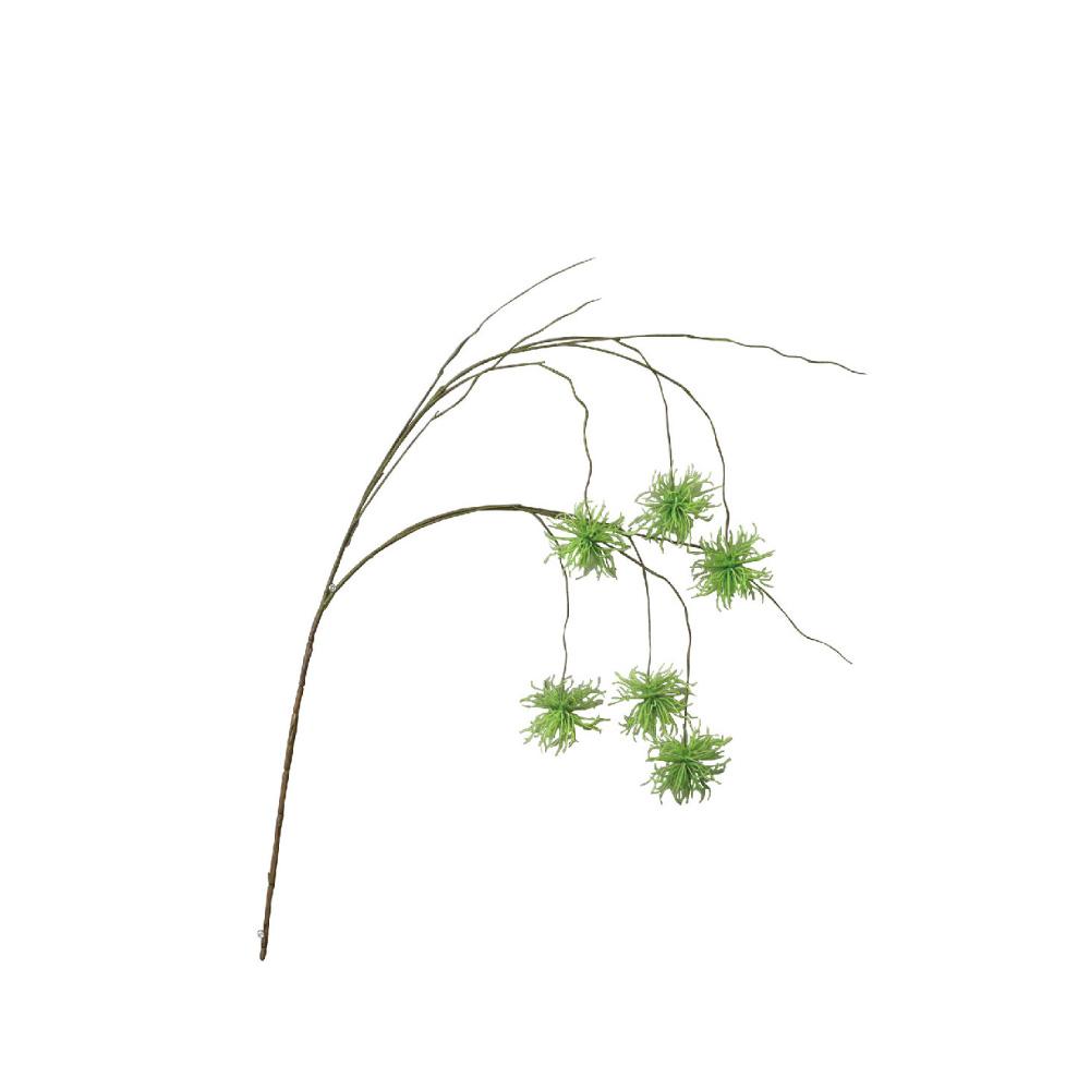 SPICE|日本超仿真人造花 -唯美垂頭翠菊(綠色)
