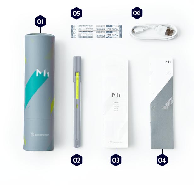 NeoLAB|Neo smartpen M1 (灰色)