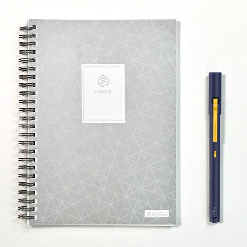 NeoLAB Neo smartpen M1 光學智慧筆(海軍藍) 活頁記事組