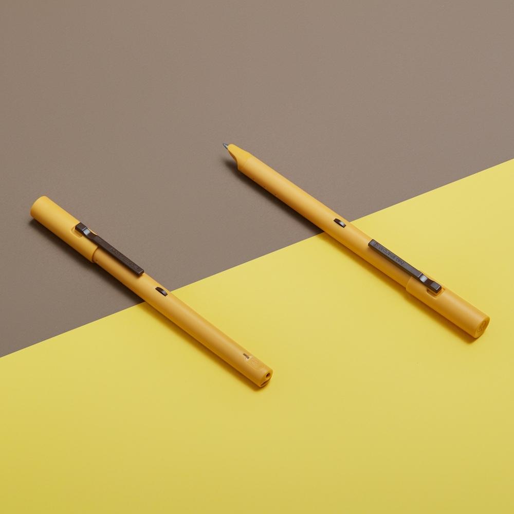 NeoLAB|Neo smartpen M1 光學智慧筆(黃) 活頁記事組合