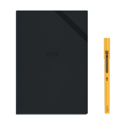 NeoLAB|Neo smartpen M1 (黃) 2019日誌組合