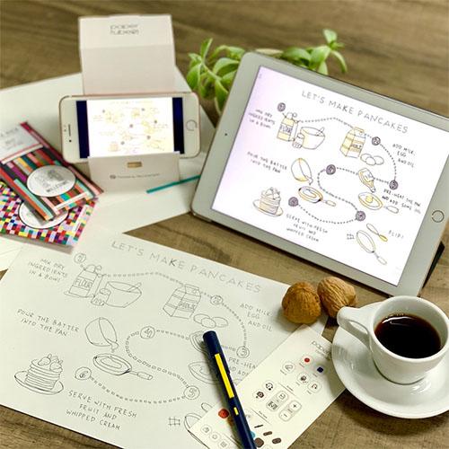 NeoLAB |Neo Smartpen 教學記事錄課組(黃色)