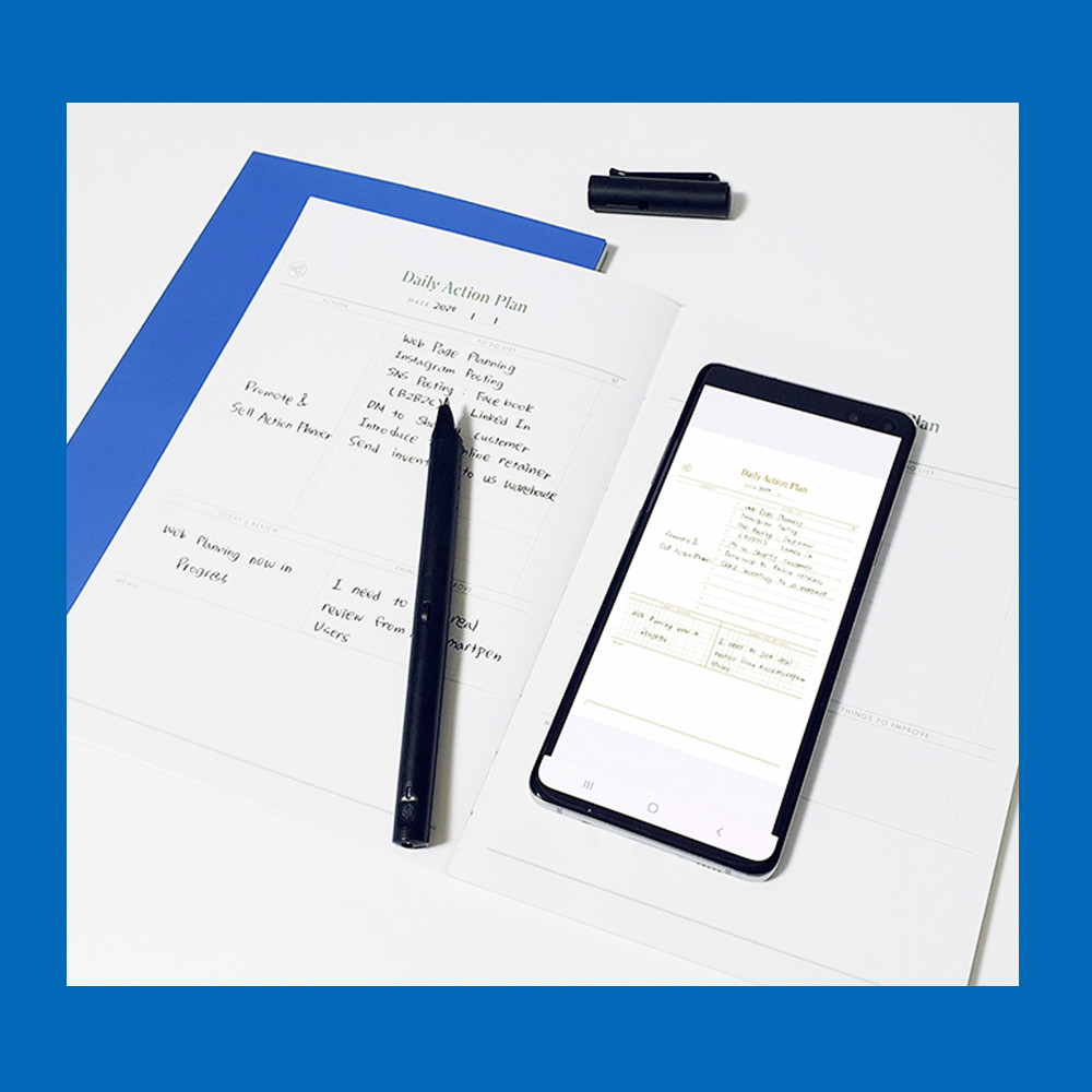 NeoLAB|Neo smartpen M1+Plus智慧筆100天挑戰筆記組