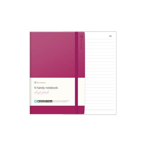 (複製)NeoLAB|Neo smartpen M1+Plus智慧筆風格設計萬用本(紅黃兩色)