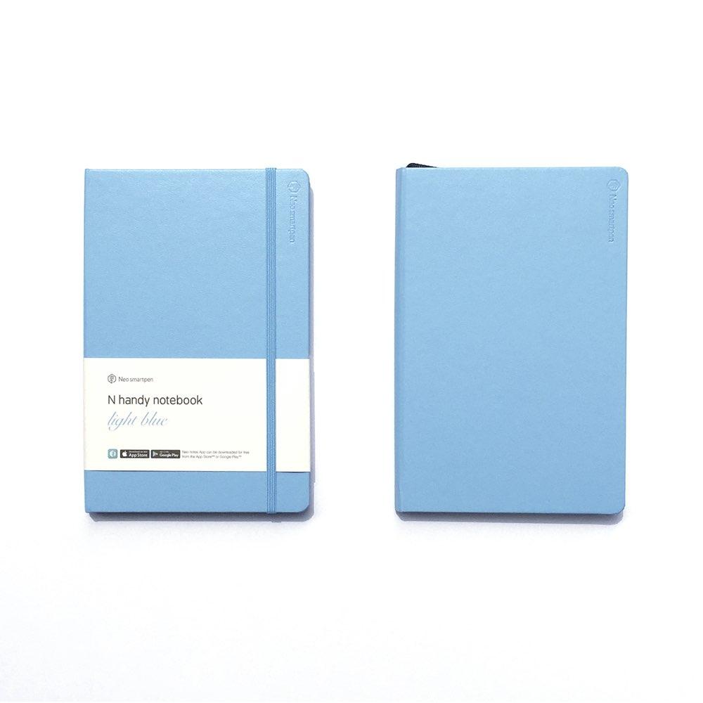 NeoLAB|Neo smartpen M1+(plus)智慧筆時尚粉藍組