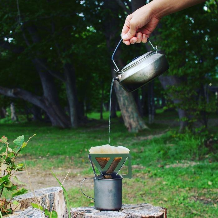 【MUNIEQ】02S 攜帶型濾泡咖啡架