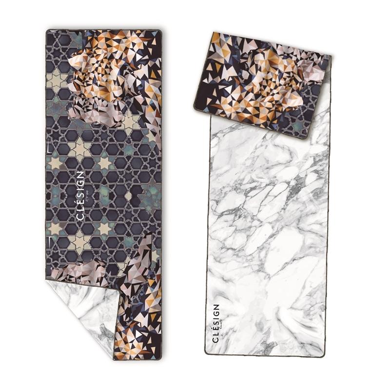 Clesign|OSE ECO YOGA TOWEL 瑜珈舖巾 - D19 Kurakurau