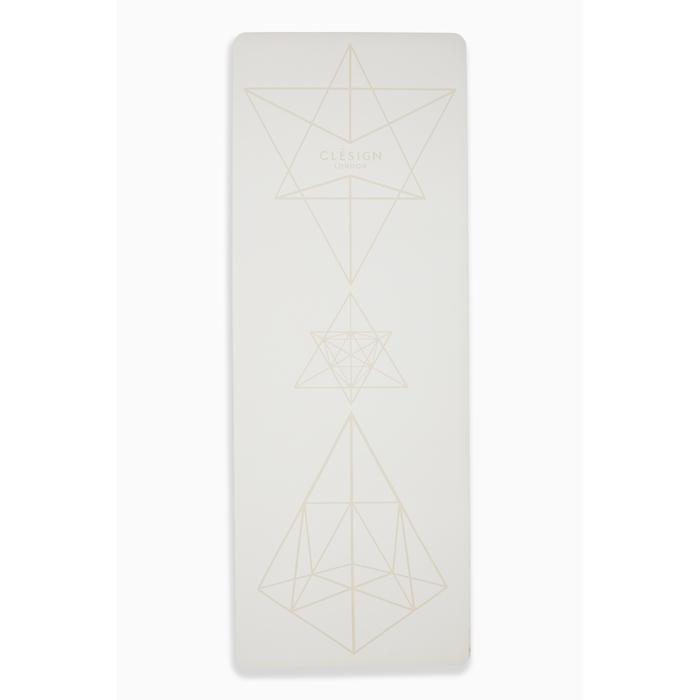 Clesign|The Aurora Mat 瑜珈墊 4.5mm - White