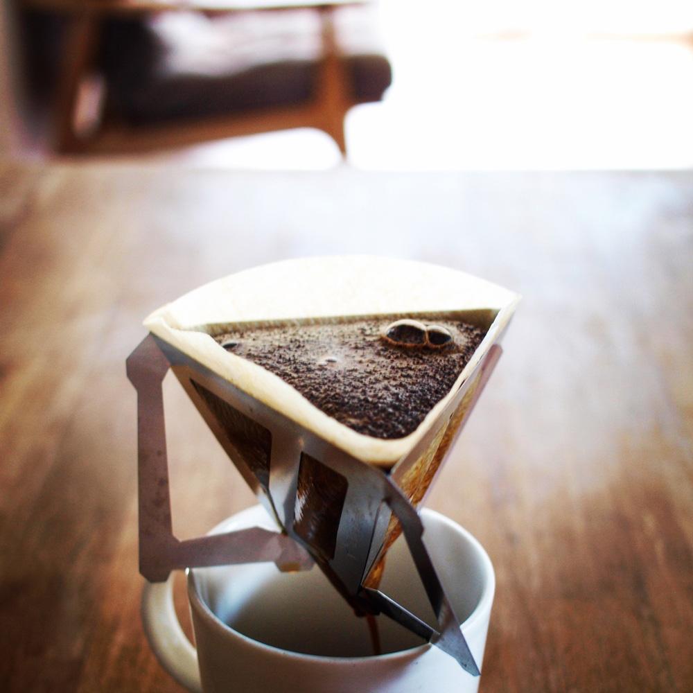 MUNIEQ|02S 攜帶型濾泡咖啡架