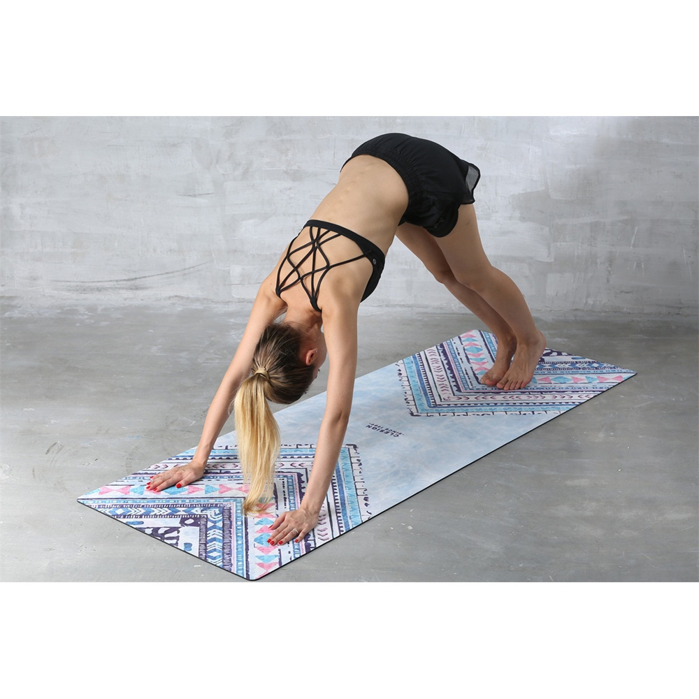 Clesign|OSE Yoga Mat 瑜珈墊 3mm - S4 Angel's arrow