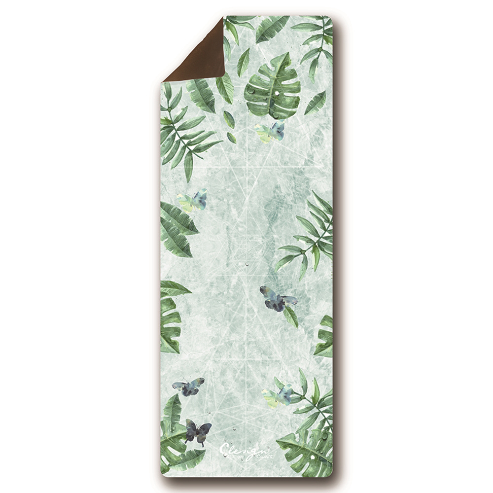 Clesign|OSE Yoga Mat 瑜珈墊 3mm - SS7 Ecology Zoo Series