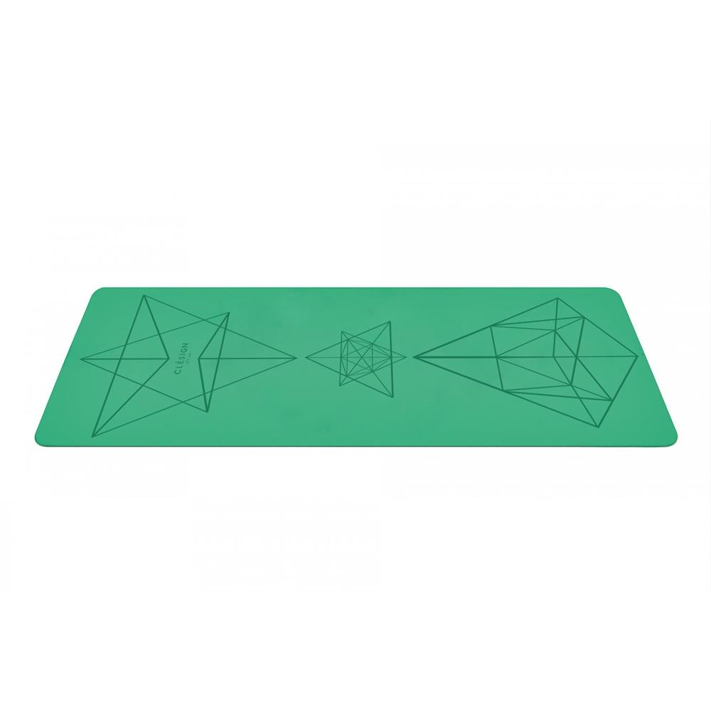 Clesign|Pro Yoga Mat 瑜珈墊 4.5mm - Green