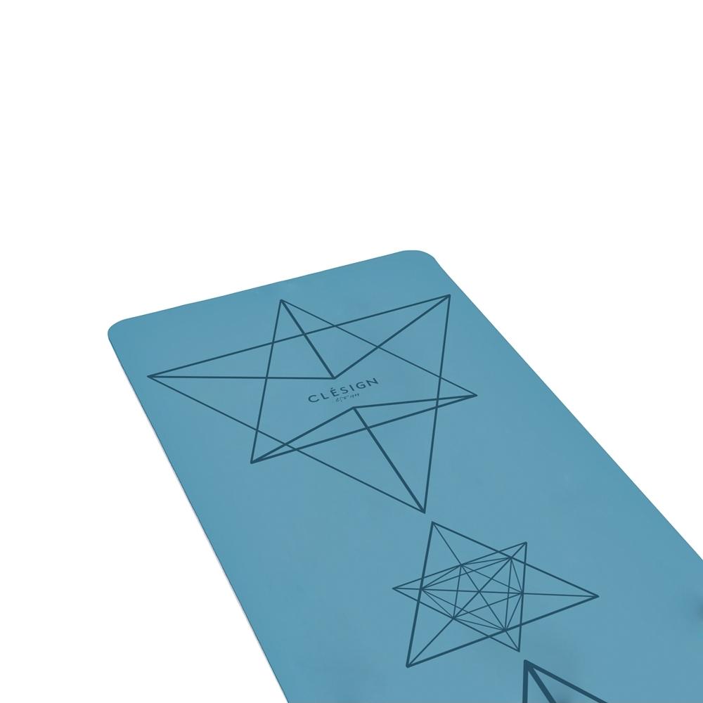 Clesign|Pro Yoga Mat 瑜珈墊 2mm - Blue
