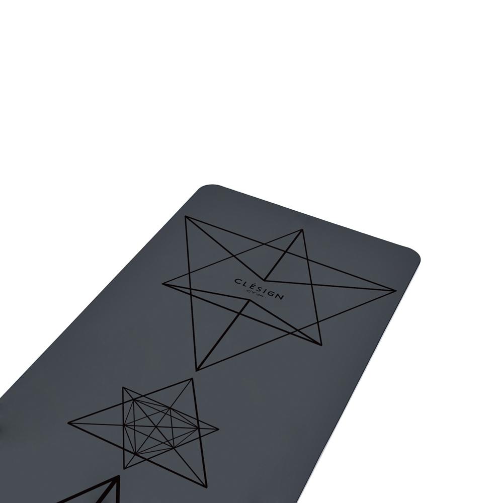 Clesign|Pro Yoga Mat 瑜珈墊 2mm - Gray