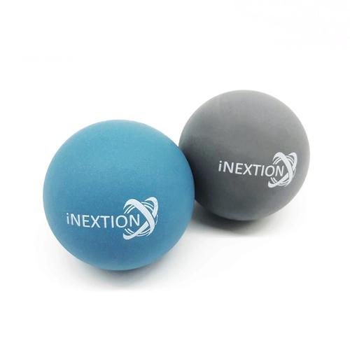 INEXTION|Therapy Balls 筋膜按摩療癒球(2入) - 淺藍+天灰 台灣製