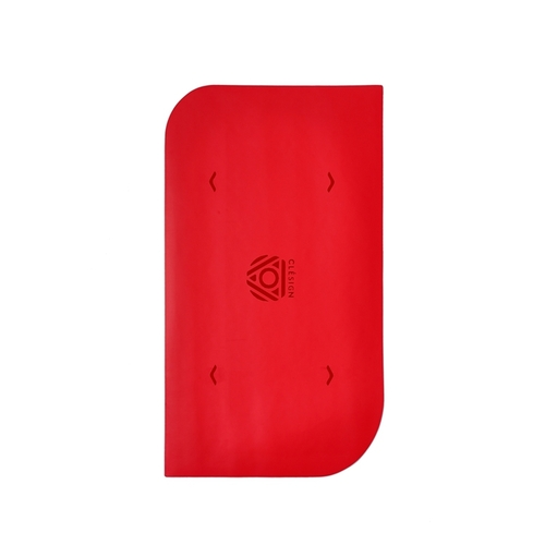Clesign|The Shining Hand Mat 瑜珈手墊 4.5mm - Red
