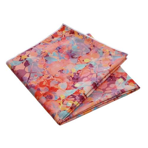 YogaDesignLab|Yoga Mat Towel 瑜珈舖巾 - Kaleidoscope