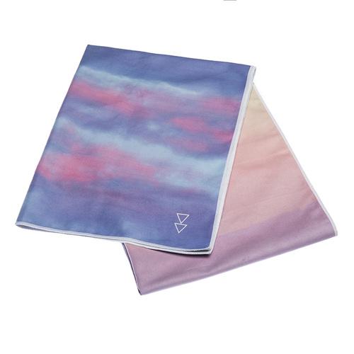 YogaDesignLab|Yoga Mat Towel 瑜珈舖巾 - Breathe