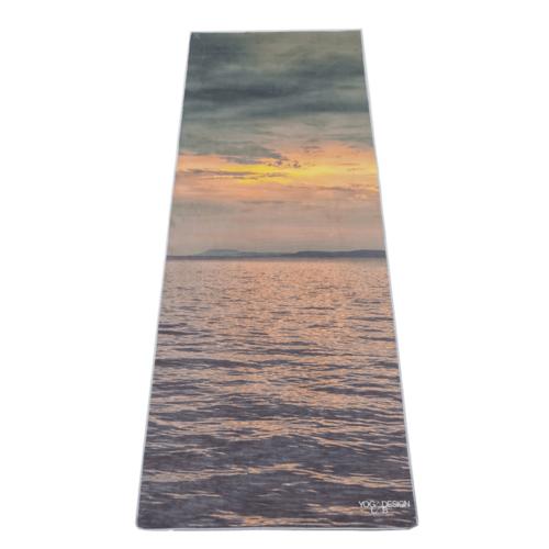 YogaDesignLab|Yoga Mat Towel 瑜珈舖巾 - Sunset