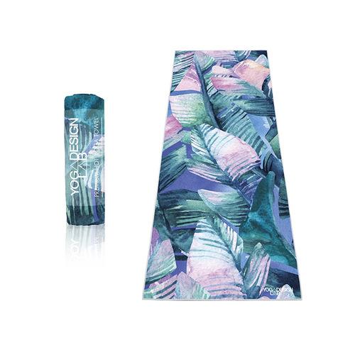 YogaDesignLab|Yoga Mat Towel 瑜珈舖巾 - Tropika