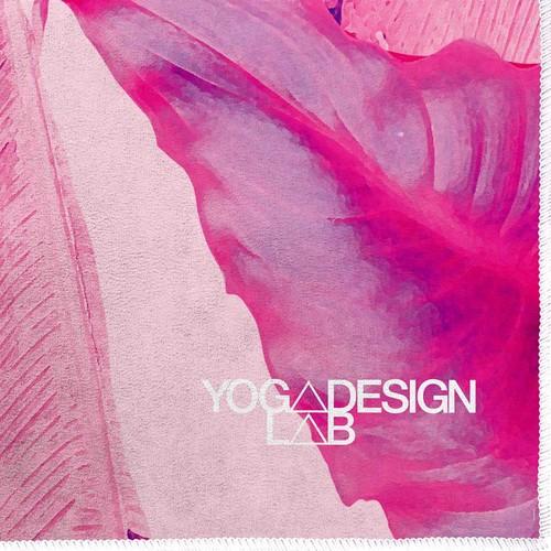 YogaDesignLab|Yoga Mat Towel 瑜珈舖巾 - Malie